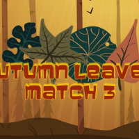 Autumn Leaves Match 3