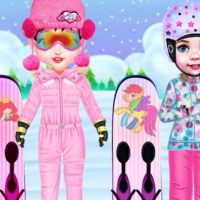 Baby Taylor Skiing Dress Up