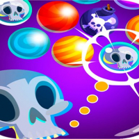 Bubble Shooter:Halloween Party