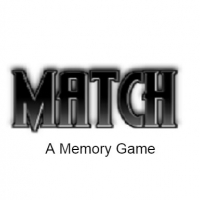 Match - A memory game