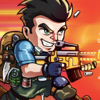 Metal Shooter  Super Soldiers