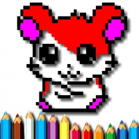 Pixel Coloring Time