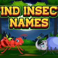 Find Insect Names