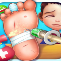 Foot Doctor - Foot Injury Surgery Hospital Care