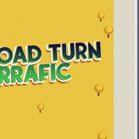 Road Turn Trrafic
