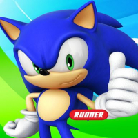 Sonic Dash - Endless Running & Racing Game online